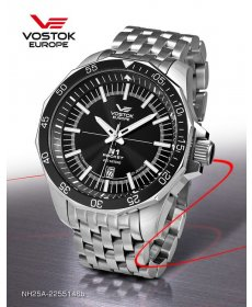 Vostok Europe N1 Rocket Automatic NH35A/2255146 B