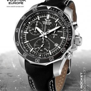 Vostok Europe N 1 Rocket Chrono 6S30/2255177