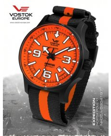Vostok Europe Expedition North Pole 1 Automatic Line NH35A/5954197 textil