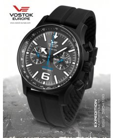 Vostok Europe Expedition North Pole 1 Chrono Line 6S21/5954198 silikón