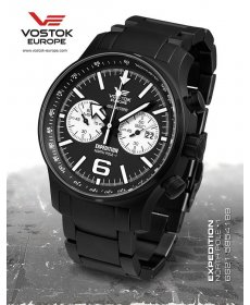 Vostok Europe Expedition North Pole 1 Chrono Line 6S21/5954199 B