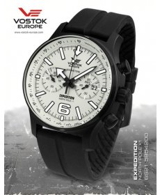 Vostok Europe Expedition North Pole 1 Chrono Line 6S21/5954200 silikón