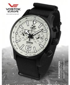 Vostok Europe Expedition North Pole 1 Chrono Line 6S21/5954200 textil