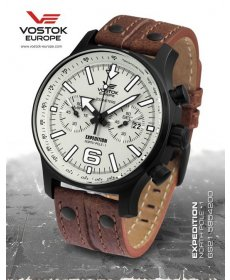 Vostok Europe Expedition North Pole 1 Chrono Line 6S21/5954200