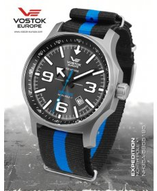 Vostok Europe Expedition North Pole 1 Automatic Line NH35A/5955195 textil