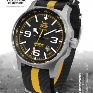 Vostok Europe Expedition North Pole 1 Automatic Line NH35A/5955196 textil