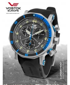 Vostok Europe Lunokhod 2 Grand Chronograf 6S30/6205213
