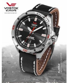 Vostok Europe Almaz Automatic NH35A/320A258