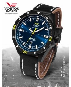 Vostok Europe Almaz Automatic NH35A/320C257