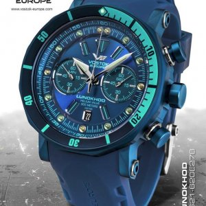 Vostok Europe Lunokhod 2 Grand Chronograf 6S21/620E278