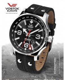 Vostok Europe Expedition North Pole 1 Dual Time 515.24H/595A500