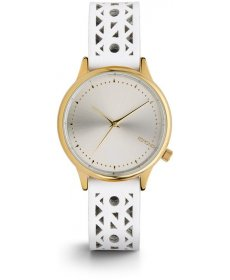 Komono Estelle Cutout White Gold KOM-W2652