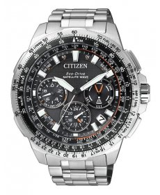 Citizen Promaster-Sky Satellite-Wave GPS Titanium Eco-Drive CC9020-54E
