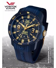 Vostok Europe EKRANOPLAN automatic line NH35/546D511 S