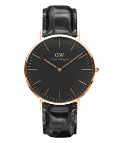 Daniel Wellington Reading, Rose gold DW00100129