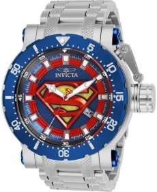 Invicta DC Comics Superman Men 26823