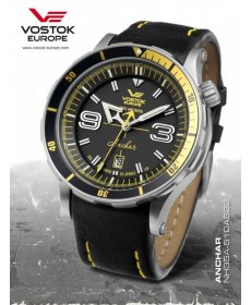 Vostok-Europe ANCHAR Submarine automatic line NH35/510A522