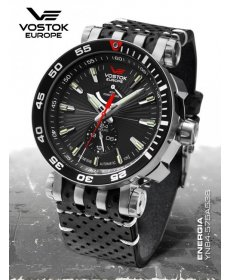 Vostok Europe Energia Rocket power reserve indication YN84/575A538