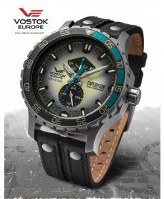Vostok Europe Expedition Everest Underground automatic line YN84/597A544