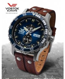 Vostok Europe Expedition Everest Underground automatic line YN84/597A545