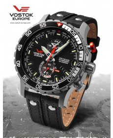 Vostok Europe Expedition Everest Underground multifunctional line YM8J/597A549