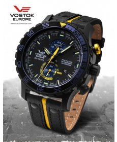 Vostok Europe Expedition Everest Underground multifunctional line YM8J/597C547