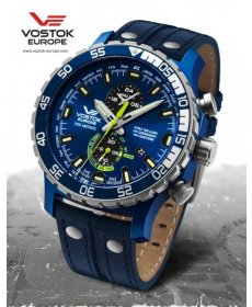 Vostok Europe Expedition Everest Underground multifunctional line YM8J/597E546