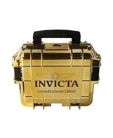 Invicta kufor na hodinky DC3GDMIR/BLK