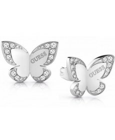 Náušnice Guess Love Butterfly