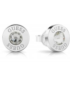 Náušnice Guess Crystalis Silver UBE78094